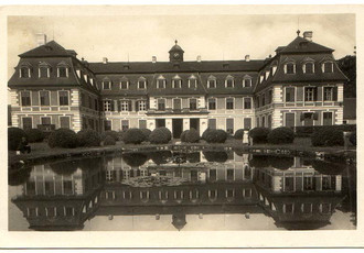 chateau around 1950