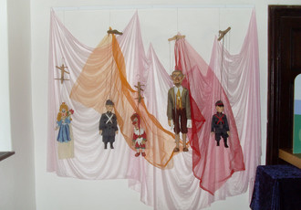 Exhibition of puppets, Author: Pavel Mašek 2014